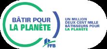 logo batir pour la planète